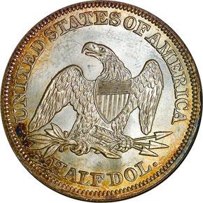 1859 50C MS reverse