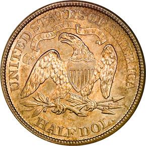 1870 S 50C MS reverse