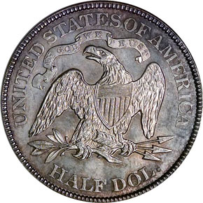 1888 50C MS reverse