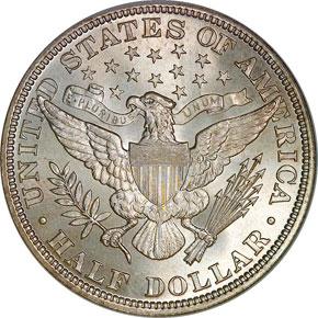 1898 50C MS reverse