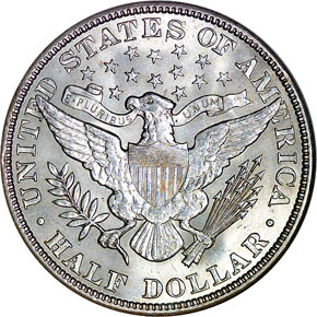 1902 50C MS reverse