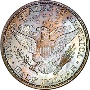 1903 S 50C MS reverse