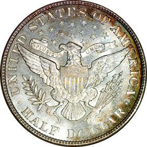 1908 S 50C MS reverse