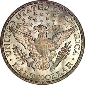 1910 50C MS reverse
