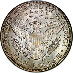 1914 50C MS reverse