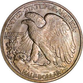 1920 D 50C MS reverse