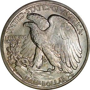 1934 S 50C MS reverse