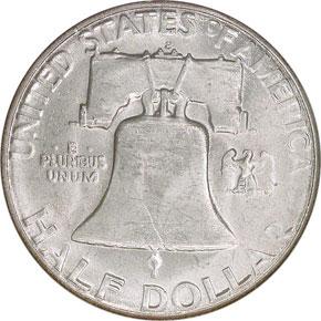 1953 S 50C MS reverse
