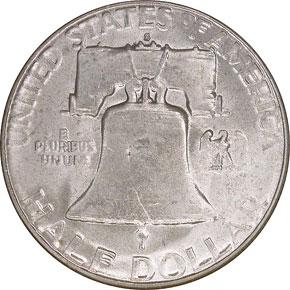 1954 S 50C MS reverse