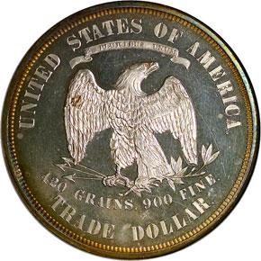 1873 T$1 PF reverse