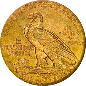 1915 $2.5 MS reverse