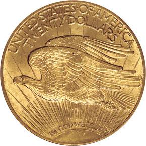 1920 $20 MS reverse