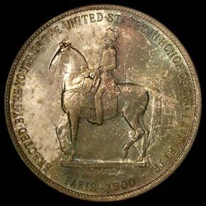 1900 LAFAYETTE S$1 MS reverse