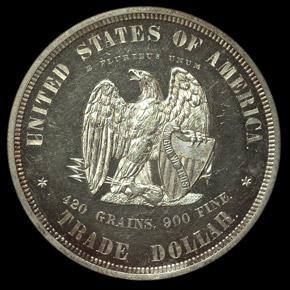 1873 J-1281 T$1 PF reverse