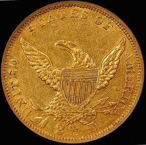 1839 O $2.5 MS reverse