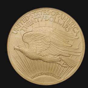 1911 $20 PF reverse