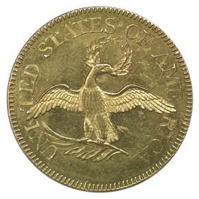 1796/5 $5 MS reverse