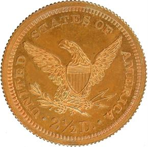 1867 $2.5 PF reverse