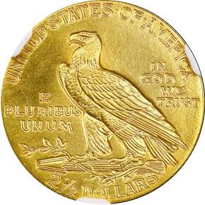 1910 $2.5 PF reverse