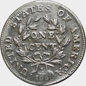 1800/798 1ST HAIR 1C MS reverse