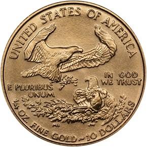 1987 EAGLE G$10 MS reverse
