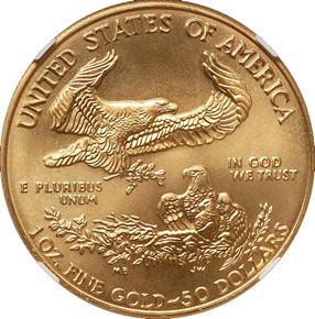 1997 EAGLE G$50 MS reverse