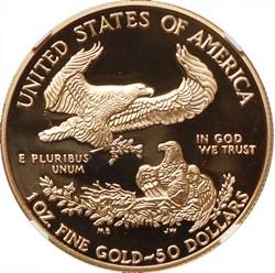 1998 W EAGLE G$50 PF reverse