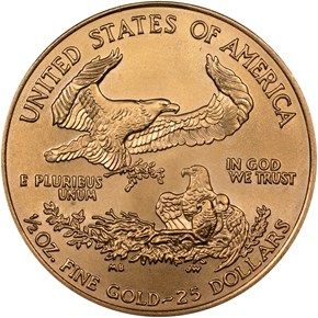 2002 EAGLE G$25 MS reverse