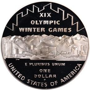 2002 P OLYMPICS S$1 PF reverse