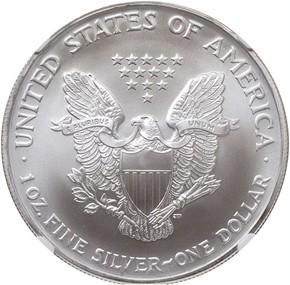 2004 EAGLE S$1 MS reverse