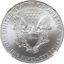 2009 EAGLE S$1 MS reverse