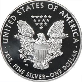 2012 W EAGLE S$1 PF reverse