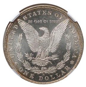 1879 O S$1 MS reverse