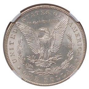 1897 O S$1 MS reverse