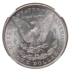 1903 S$1 MS reverse