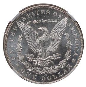 1904 O S$1 MS reverse