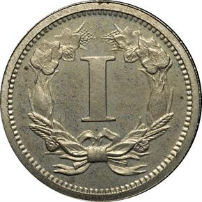 1868 J-605 1C PF reverse