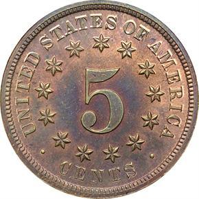 1871 J-1056 5C PF reverse