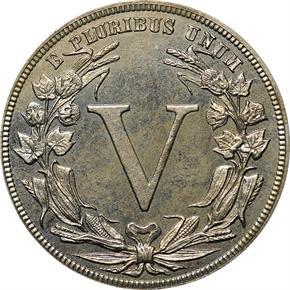 1882 J-1684 5C PF reverse