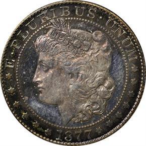 1877 J-1516 50C PF obverse