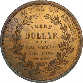 1872 J-1221 T$1 PF reverse