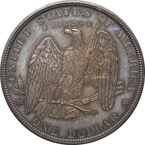 1879 J-1615 S$1 PF reverse