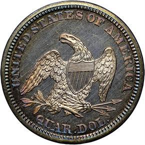 1862 25C PF reverse