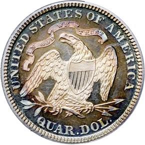 1886 25C PF reverse