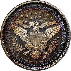 1895 25C PF reverse