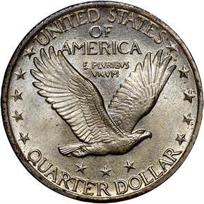 1924 25C MS reverse