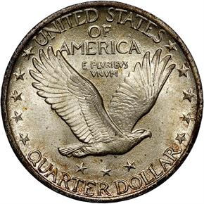 1925 25C MS reverse