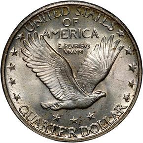 1927 25C MS reverse