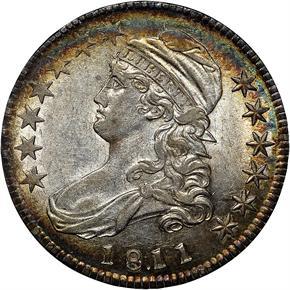 1811/10 50C MS obverse