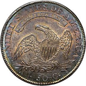 1811 50C MS reverse